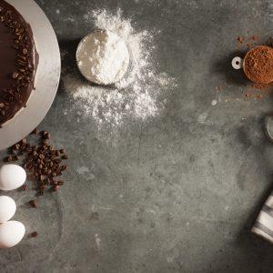 CHOCOLATE CAKE HERO OPTION 1