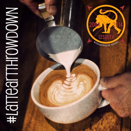 Frothy Monkey Latte Art Throwdown