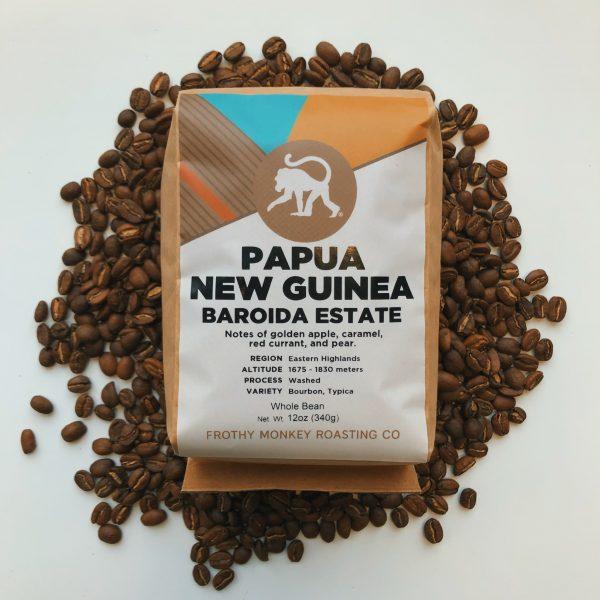 Single Origin: Papua New Guinea Baroida Estate